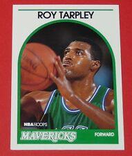 # 23 ROY TARPLEY MAVERICKS DALLAS 1989 NBA HOOPS BASKETBALL CARD