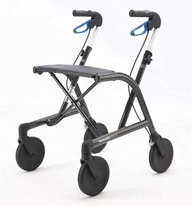 Mobility Aids Invacare Dolomite Gloss Rollator Walking Aid Wheels Strong Durable