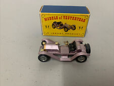 "1961 Matchbox Y-7-2 ""Models of Yesteryear"" 1913 Mercer Raceabout Type 35J In Box"