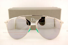 Brand New Christian Dior Sunglasses REFLECTED 85L silver Women