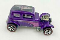 Vintage Hot Wheels Redline Purple 32 Ford Vicky Malaysia 1968