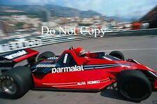 Niki Lauda Parmalat Brabham BT46 Monaco Grand Prix 1978 Photograph
