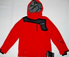 SPYDER Ski Snowboard BANISH Xt.L Thinsulate Winter JACKET Mens Size MEDIUM NEW