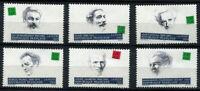 FRANCE 1993  -  n° 2799 àt 2804  -  neufs **  -  Série complète