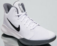 a9c0a109 Nike Precision III 3 Men's New White Black Shoes Basketball Sneakers  AQ7495-100