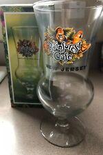New listing Rainforest Cafe Trump Plaza Atlantic City Nj Hurricane Glass Barware Collectible