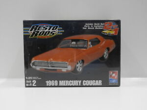 1:25 1969 Mercury Cougar AMT 38378