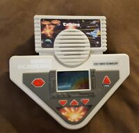 Vintage Space Blasters VTech Video Technology Talking Electronic Hand Held Game