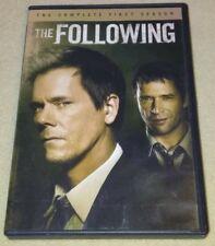 The Following: dvd COMPLETE Season 1