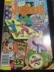 Jughead #1 Archie Series Collectible 1987 Vintage