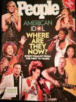 American Idol People Magazine Collectors edition 2012 the first 10 years