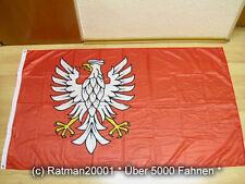 Fahnen Flagge Masowien Polen Digitaldruck - 90 x 150 cm