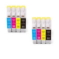 8 PK (BK C M Y) New Ink Set for Brother LC51 MFC 440CN 465CN 665CW 685CW 845CW