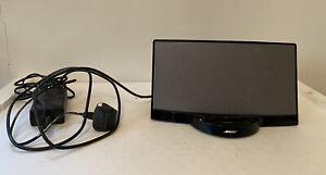 Bose SoundDock Series I Digital Music System Ipod Lightning Connector - Black