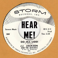 R&B REPRO: STORM 502 – J.J. JACKSON – OO MA LIDDI / LET THE SHOW BEGIN
