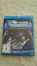 ZZ TOP - LIVE FROM TEXAS  (2008) Blu Ray