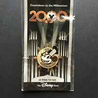 DS Countdown to the Millennium Series #45 Steamboat Willie Mickey Disney Pin 654