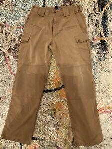 5.11 Tactical Series 74273 Mens Pants Brown Size 32