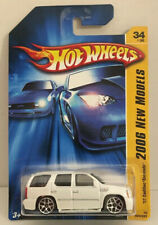 Hotwheels 2006 New Models 07 Cadillac Escalade white