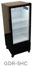 "New 21"" Glass 1 Door Refrigerator Merchandiser Nsf Cooler Excellence Gdr-5 #9730"