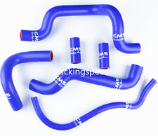 HYOSUNG GT650 GT650R GT 650 2007 2008 SILICONE RADIATOR HOSE KIT BLUE 07 08