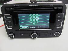 Navigationseinheit AMUNDSEN+ aus Skoda Octavia Modell 2013 3T0035192H