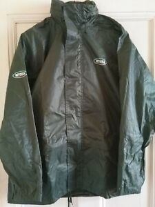 Mitchell Fishing Waterproof Jackets & Trousers - Olive Green