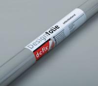 1m X 67.5cm PLAIN MATT GREY STICKY BACK PLASTIC SELF ADHESIVE VINYL FILM WRAP