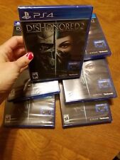 Dishonored 2: Walmart Edition CONTROLLER SKIN (Sony PlayStation 4, PS4 2016)