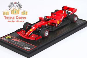 Ferrari SF1000 F1 Austrian GP (2020) 1:43 - Sebastian Vettel - BBR