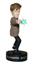 Doctor Who - 11th Doctor Matt Smith Bobble Head With Light-Up Sonic Screwdriver