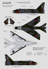 Xtradecal 1/32 EE Lightning F.3 XR716/AS 5 Sqn RAF Binbrook # 32
