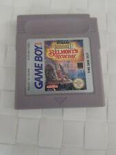 Castlevania 2 II: Belmont's Revenge (Nintendo Game Boy, 1991)