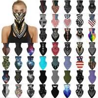 Halstuch Mund Schutz Fahrrad Motorrad Maske Multifunktionstuch Schlauchschal Neu