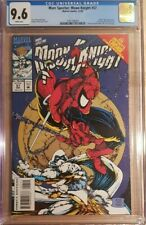 1993 Marc Spector Moon Knight #57 CGC 9.6 Amazing Spiderman 301 Cover
