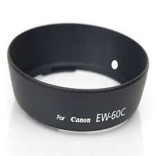 Fashion Black Lens Hood For Canon EOS 600D 500D 550D 18-55mm EW-60C 1X