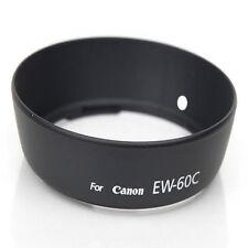 Black Lens Hood For Canon EOS 700D 650D 600D 500D 550D 18-55mm EW-60C Accessory