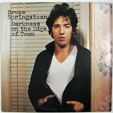 BRUCE SPRINGSTEEN Darkness On The Edge Of Town LP 1978 HEARTLAND ROCK NM- NM-
