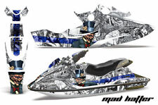 AMR Racing Jet Ski Graphics Wrap Sea Doo GSX Decal Kit 1996-1999 MAD HATTER BLUE