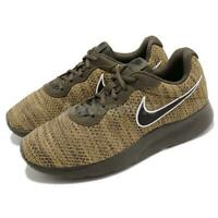 Nike Tanjun PREM Cargo Khaki Green Black Men Lifestyle Casual Shoes 876899-302