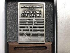 John Deere 1995 St Louis Aftermarket Parts Conference Expo Vision Plaque-Holder