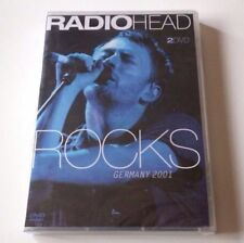 Radiohead ‎– Rocks Germany Rock Am Ring 2001  2disk    sealed