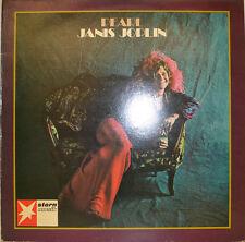 JANIS JOPLIN - PEARL - STERN  MUSIK CBS S 64188 LP (X537)
