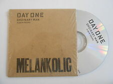 DAY ONE ( ORDINARY MAN ) : MELANKOLIC [ CD ALBUM PROMO ] ~ PORT GRATUIT