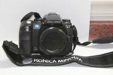 Konica Minolta Maxxum 5D Digital Slr Camera Body, Flash & Bag