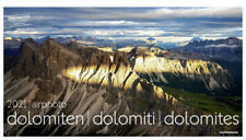 Dolomiti airphoto. Calendario 2021. Ediz. multilingue