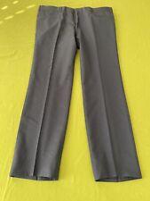 Cifonelli Blue Striped Pants