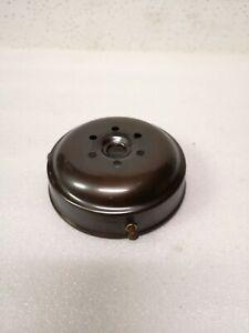 10x Lampenschirmhalter Glashalter Schalenhalter antik
