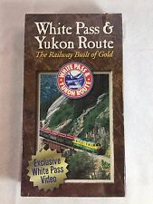 White Pass & Yukon Route The Railway Built of Gold - VHS History Movie