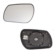 Spiegelglas Außenspiegel Links Heizbar Konvex Chrom MAZDA 2 MAZDA 3
